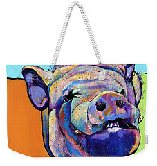 Grunt    Weekender Tote Bag