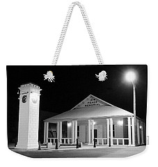 Weekender Tote Bag featuring the photograph Gt Town Hall by Amar Sheow