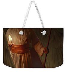 Guardian Angel Weekender Tote Bag