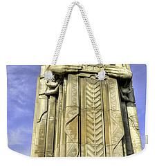 Guardian Of Traffic - 5 Weekender Tote Bag