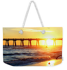 Guardians Of The Gulf Weekender Tote Bag