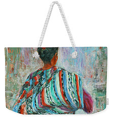 Guatemala Impression I Weekender Tote Bag by Xueling Zou