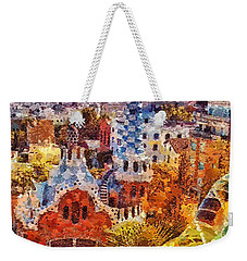 Guell Park Weekender Tote Bag