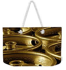Guinness Weekender Tote Bag by Charlie Brock