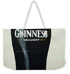 Guinness - The Perfect Pint Weekender Tote Bag