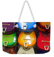 Guitaras San Antonio  Weekender Tote Bag
