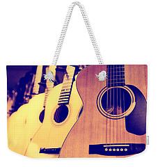 Guitars For Sale Weekender Tote Bag