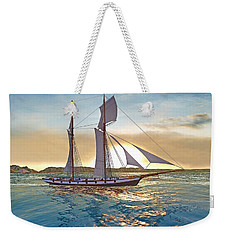 Gulf Of Mexico Area In The World Playground Scenery Project  Weekender Tote Bag