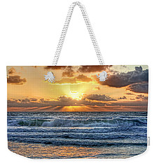 Gulf Waters Weekender Tote Bag
