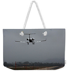 Gulfstream Approach Weekender Tote Bag