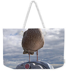 Gull Weekender Tote Bag by Mim White