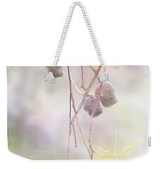 Gum Nuts Weekender Tote Bag by Elaine Teague