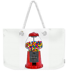 Gumball Machine Weekender Tote Bag by Diane Diederich