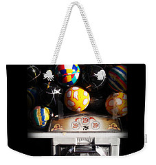 Series - Gumball Memories 1 - Iconic New York City Weekender Tote Bag