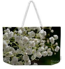 Gypsophilia Weekender Tote Bag
