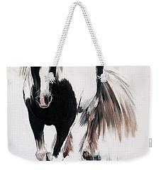 Gypsy Vanner Weekender Tote Bag