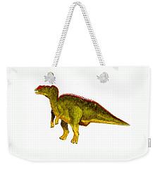 Hadrosaurus Weekender Tote Bag
