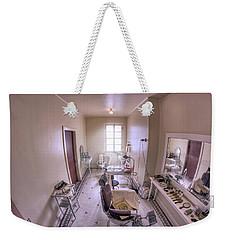 Hair Dressing Room At Fordyce Bath House - Hot Springs - Arkansas Weekender Tote Bag