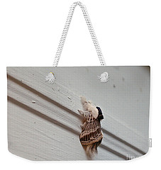 Hairy Russian Moth Weekender Tote Bag