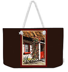 Wexford  Half Door Weekender Tote Bag