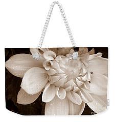 Half Open Weekender Tote Bag by Eunice Miller
