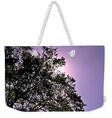 Half Tree Weekender Tote Bag by Matt Harang