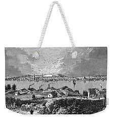 Halifax Ns - 1878 Weekender Tote Bag