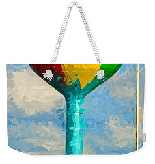 Hallandale Beach Water Tower Weekender Tote Bag