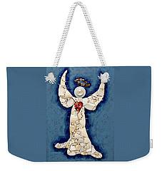 Hallelujah Weekender Tote Bag