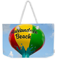Hallendale Beach Water Tower Weekender Tote Bag