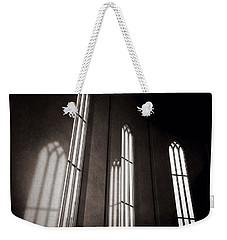 Hallgrimskirkja Windows Weekender Tote Bag