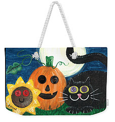 Halloween Fun Weekender Tote Bag