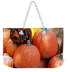 Halloween Goblin Weekender Tote Bag by Aimee L Maher Photography and Art Visit ALMGallerydotcom