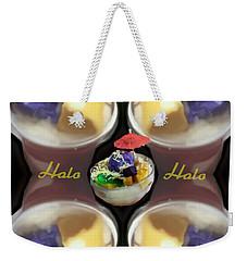 Halo Halo Desert Weekender Tote Bag