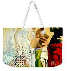 Halucinogenic Toreador By Salvador Dali Weekender Tote Bag
