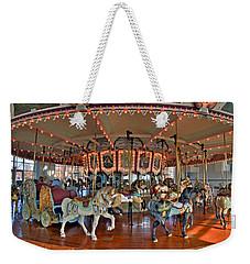 Hampton Carousel 2 Weekender Tote Bag