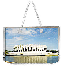 Hampton Coliseum Weekender Tote Bag