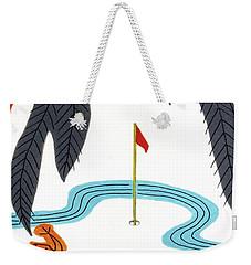 Hanafuda Golf For Cards Weekender Tote Bag