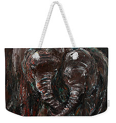 Hand In Hand Weekender Tote Bag by Xueling Zou