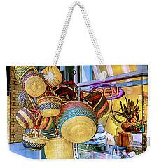 Hanging Baskets Weekender Tote Bag