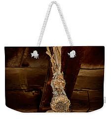 Hanging Garlic Weekender Tote Bag by Gary Slawsky