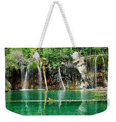 Hanging Lake 1 Weekender Tote Bag