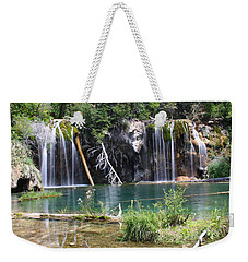 Hanging Lake Weekender Tote Bag