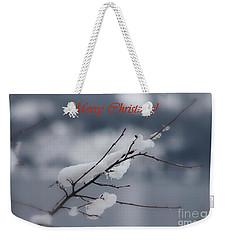 Hanging On Weekender Tote Bag by Leone Lund