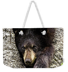 Hanging Out Weekender Tote Bag