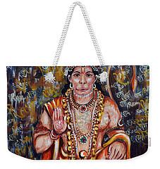 Hanuman Weekender Tote Bag