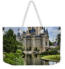 Happily Ever After Weekender Tote Bag by Heather Applegate