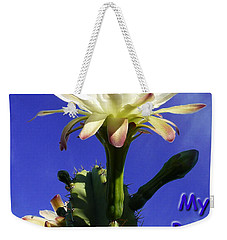 Weekender Tote Bag featuring the photograph Happy Birthday Card And Print 13 by Mariusz Kula