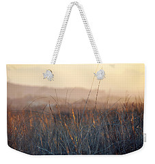 Weekender Tote Bag featuring the photograph Happy Camp Canyon Magic Hour by Kyle Hanson