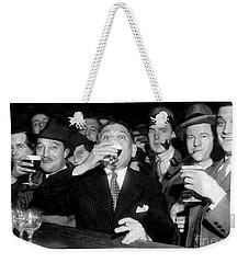 Happy Days Are Here Again Weekender Tote Bag by Jon Neidert